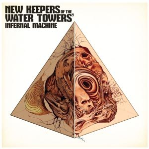 NEW KEEPERS OF THE WATER TOWERS - INFERNAL MACHINE
