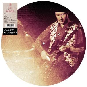 JAH WOBBLE - ACCESS ALL AREAS