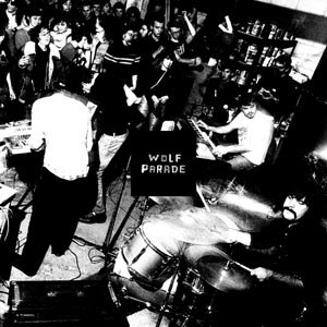 WOLF PARADE - APOLOGIES TO THE QUEEN MARY (DLX LO