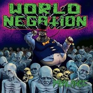 WORLD NEGATION - IMBALANCE