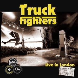 TRUCKFIGHTERS - LIVE IN LONDON (SPLATTER +CD)