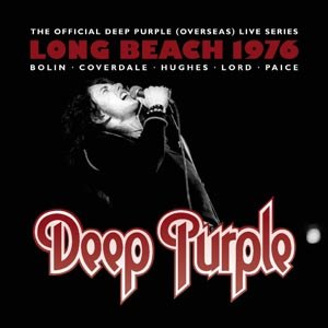 DEEP PURPLE - LIVE AT LONG BEACH 1976