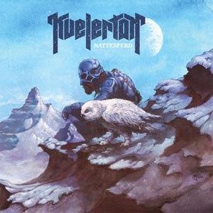 KVELERTAK - NATTESFERD (BLUE & WHITE VINYL)