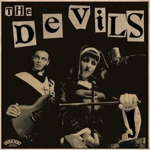 DEVILS, THE - SIN, YOU SINNERS!