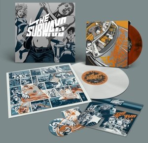 SUBWAYS, THE - THE SUBWAYS (LIMITED LP+7