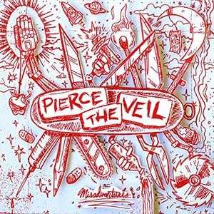 PIERCE THE VEIL - MISADVENTURES