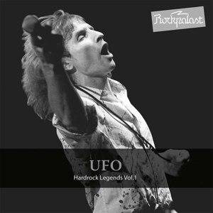 UFO - HARD ROCK LEGENDS - LIVE AT WESTFAL