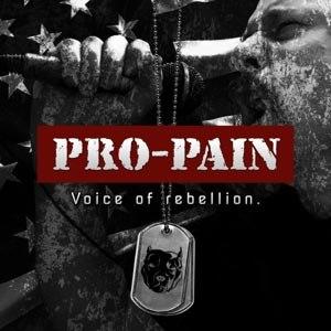 PRO-PAIN - VOICE OF REBELLION