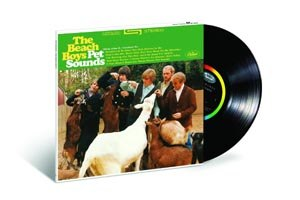 BEACH BOYS, THE - PET SOUNDS (STEREO)