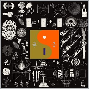 BON IVER - 22, A MILLION (LP+12