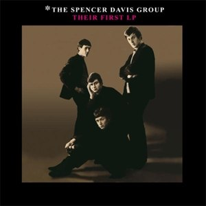 SPENCER DAVIS GROUP, THE - THEIR FIRST LP (CLEAR VINYL)