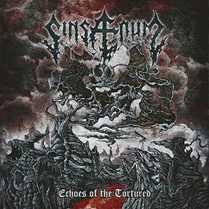 SINSAENUM - ECHOES OF THE TORTURED (COLORED)