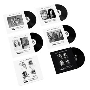 LED ZEPPELIN - THE COMPLETE BBC SESSION