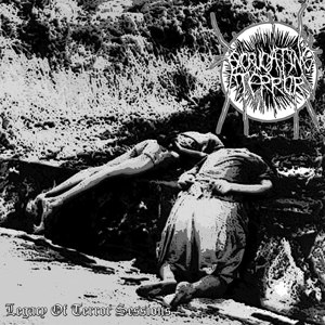 EXCRUCIATING TERROR - LEGACY OF TERROR SESSIONS