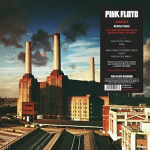 PINK FLOYD - ANIMALS (2016 EDITION)