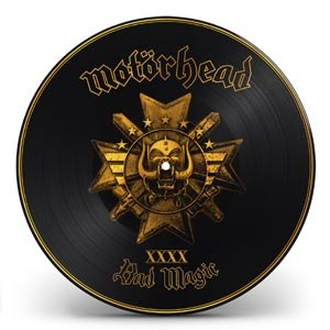 MOTÖRHEAD - BAD MAGIC (GOLD PICTURE)