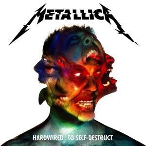 METALLICA - HARDWIRED... TO SELF-DESTRUCT (COLO