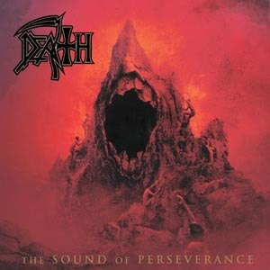 DEATH - THE SOUND OF PERSEVERANCE (RED)