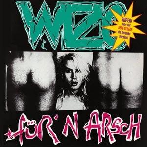 WIZO - FÜR'N ARSCH (MAGENTA)