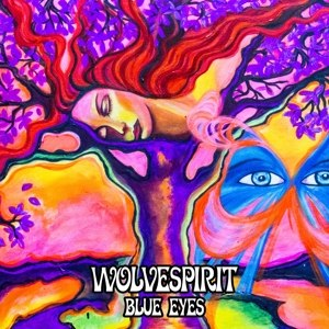 WOLVESPIRIT - BLUE EYES (LIGHT BLUE)