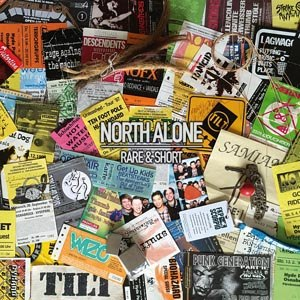 NORTH ALONE - RARE & SHORT EP