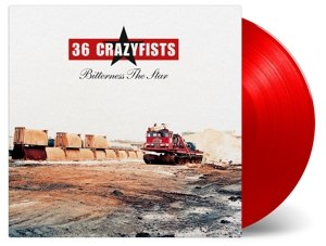 36 CRAZYFISTS - BITTERNESS THE STAR (LTD RED VINYL)