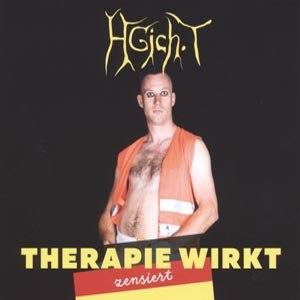 HGICH.T - THERAPIE WIRKT (WEISSES VINYL)