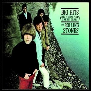 ROLLING STONES, THE - BIG HITS (HIGH TIDE AND GREEN GRASS