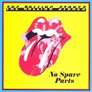 ROLLING STONES, THE - NO SPARE PARTS