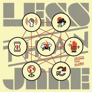 LESS THAN JAKE - SOUND THE ALARM EP
