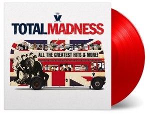 MADNESS - TOTAL MADNESS (LTD RED VINYL)