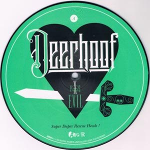 DEERHOOF - SUPER DUPER RESCUE HEADS!