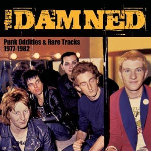 DAMNED, THE - PUNK ODDITIES & RARE TRACKS 1977-19