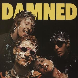 DAMNED, THE - DAMNED DAMNED DAMNED (40TH ANNIVERS