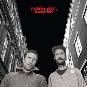 SLEAFORD MODS - ENGLISH TAPAS (RED)