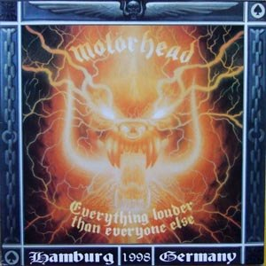 MOTÖRHEAD - EVERYTHING LOUDER THAN EVERYONE ELS