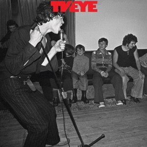 TV EYE - THE LOST STUDIO RECORDINGS 1977-1978 (RED VINYL)