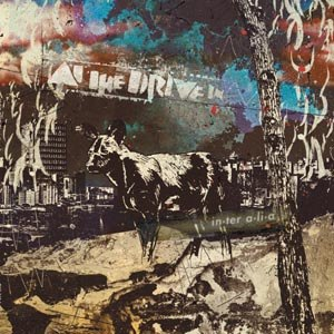 AT THE DRIVE-IN - IN.TER A.LI.A (COLOURED)