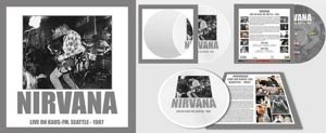 NIRVANA - LIVE ON KAOS-FM, SEATTLE 1987