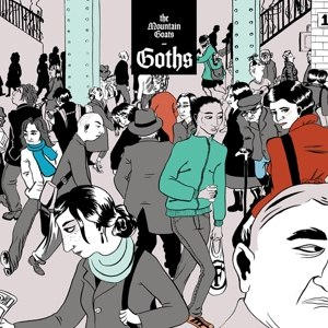 MOUNTAIN GOATS, THE - GOTHS