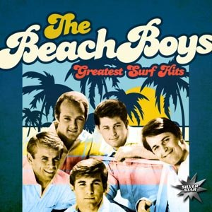BEACH BOYS, THE - GREATEST SURF HITS