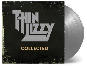 THIN LIZZY - COLLECTED (LTD SILVER VINYL)