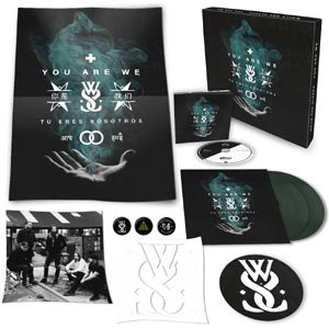 WHILE SHE SLEEPS - YOU ARE WE (BOX)