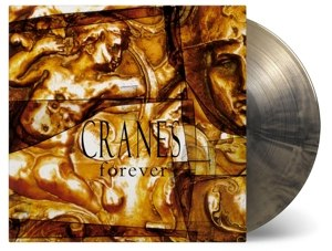 CRANES - FOREVER (LTD GOLD/BLACK MIXED VINYL