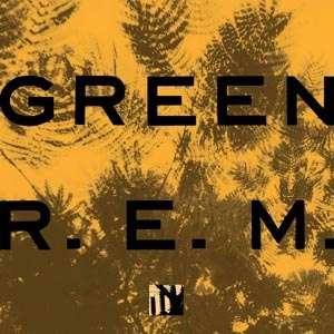 R.E.M. - GREEN (180G)
