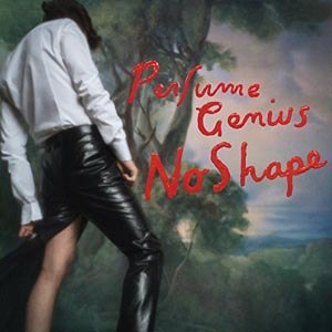 PERFUME GENIUS - NO SHAPE (CLEAR)