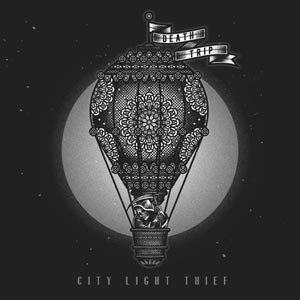 CITY LIGHT THIEF - DEATH TRIP (LTD CLEAR VINYL)