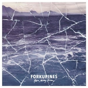 FORKUPINES - HERE, AWAY FROM (LTD WHITE VINYL)