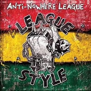 ANTI-NOWHERE LEAGUE - LEAGUE NOW