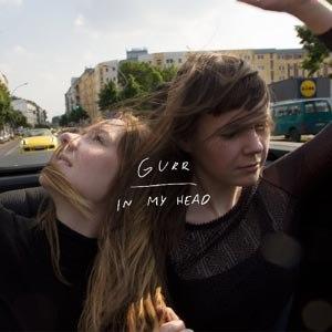 GURR - IN MY HEAD (GRÜNES VINYL)